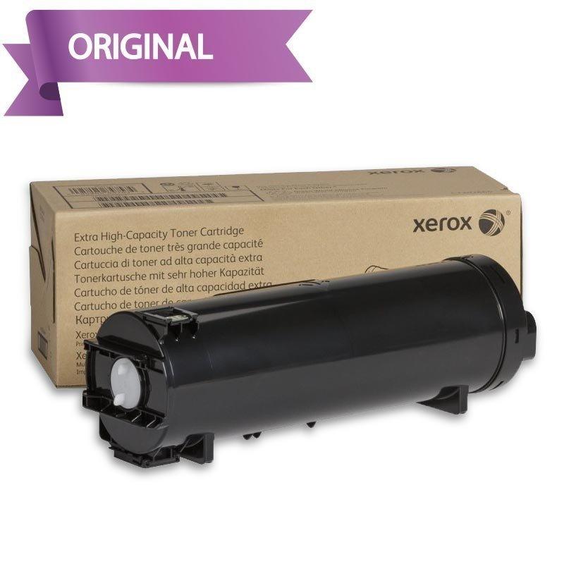Tóner Xerox Negro Versalink B600, B605, B610 y B615 106R03945 46,700 paginas