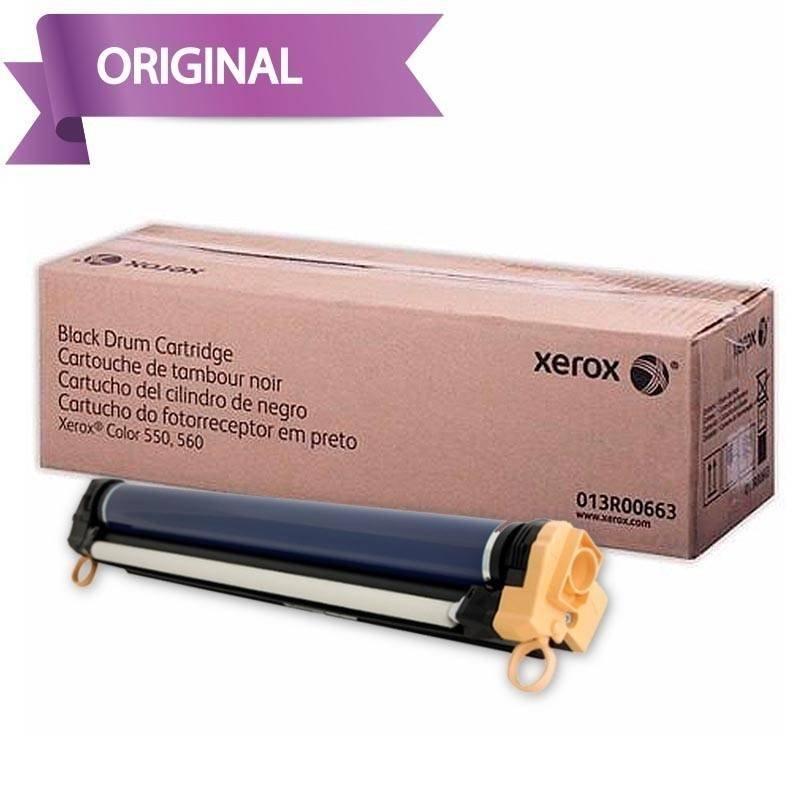 Xerox Cartucho de Cilindro Tambor Negro Docucolor 560 013R00663