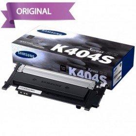 HP Samsung SL-C430W/SL-C480W Cartucho de Tóner Negro CLT-K404S 1,000 pag.
