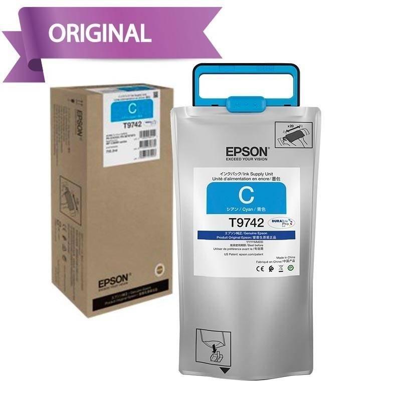 EPSON Workforce Pro C869R Cartucho de Tinta Cyan T974220 84,000 pág.