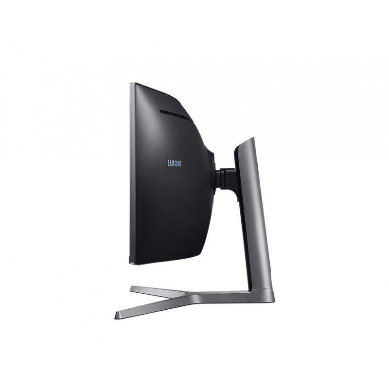 """Samsung C49HG90DMU Monitor Curvo QLED 49"""" Gaming  y Diseño"""