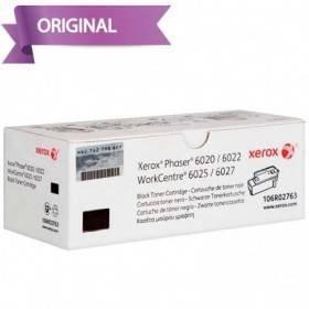 Xerox Phaser 6020, Workcentre 6025 y 6027 Cartucho de Tóner Magenta 106R02761 1,000 pag.