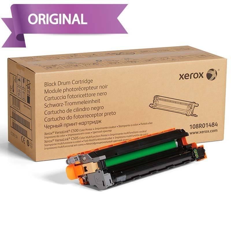Xerox Versalink C500 y C505 Cartucho de Tambor Negro 108R01484