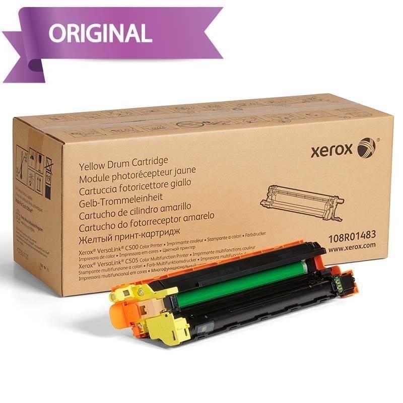 Xerox Versalink C500 y C505 Cartucho de Tambor Amarillo 108R01483