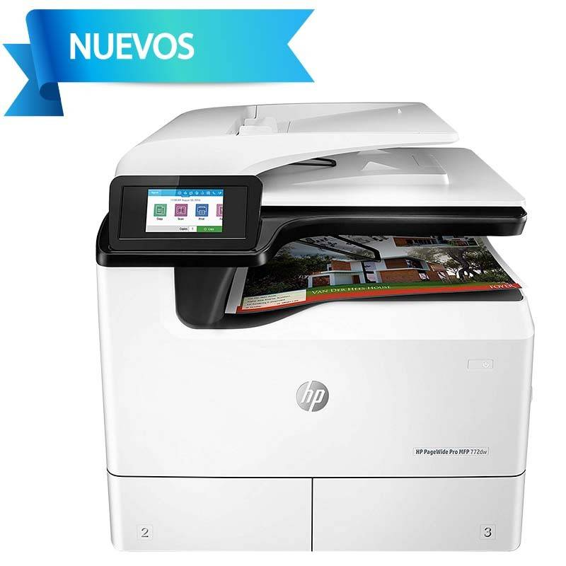 HP Pagewide Pro 772DW...