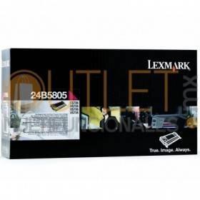 Tóner Magenta Lexmark  CS748DE / XS748DE