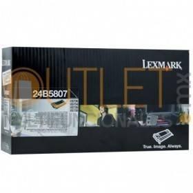 Tóner Negro Lexmark  CS748DE / XS748DE