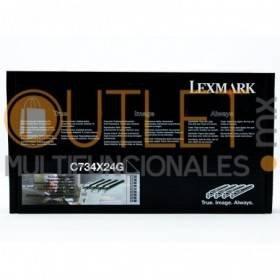 Tóner Box Lexmark  CS748DE / XS748DE