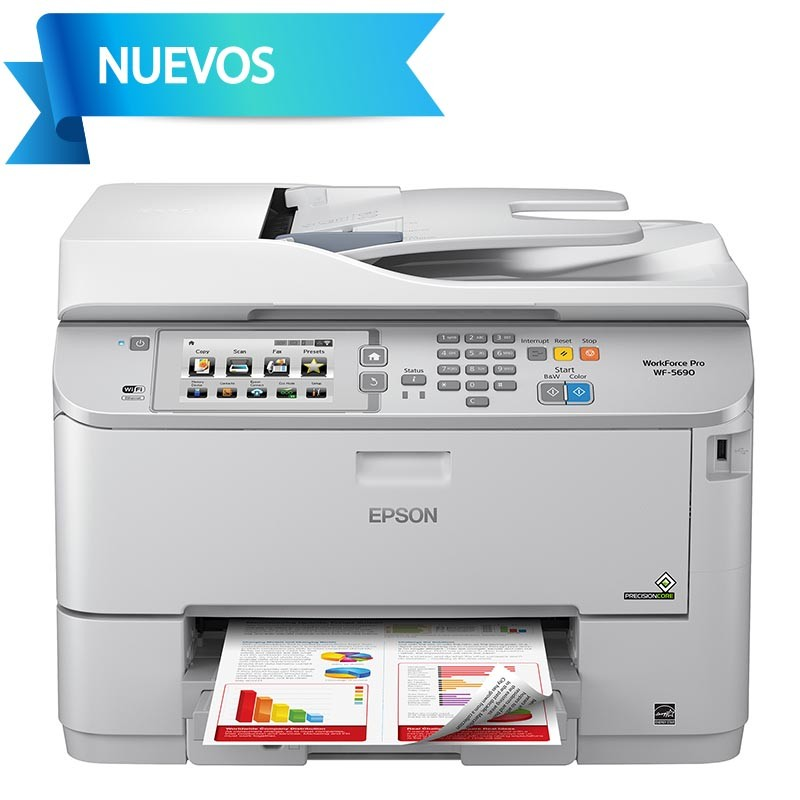 EPSON Workforce Pro 5690....