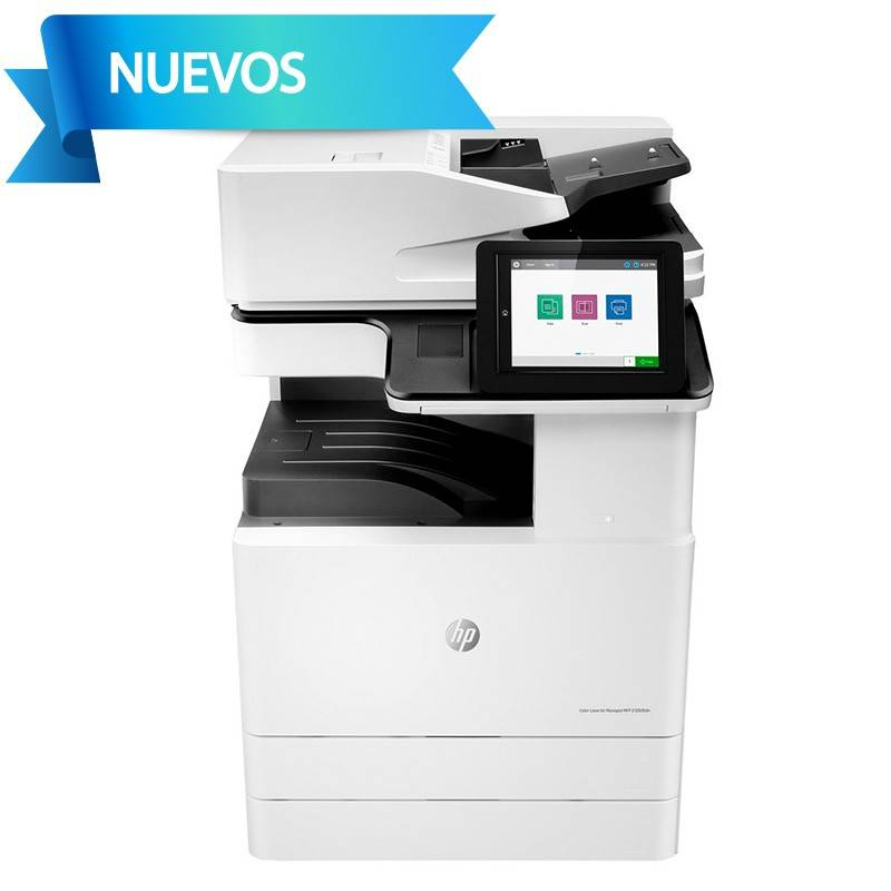 HP LaserJet Managed E72535...