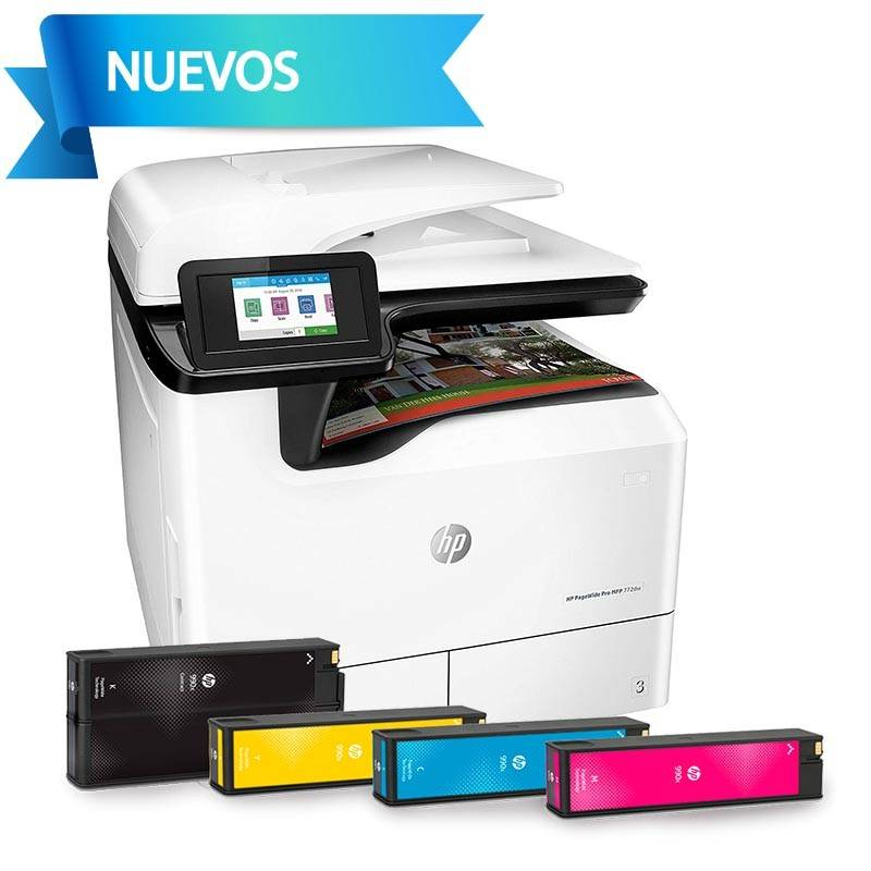Paquete HP Pagewide Pro...