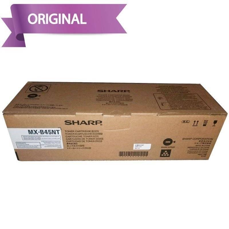 SHARP MX-B350P MX-B350W MX-B355P MX-B355W MX-B340P MX-B450W MX-B455W -toner ALTA CAPACIDAD-NEGRO-Outletmultifuncionales-mx