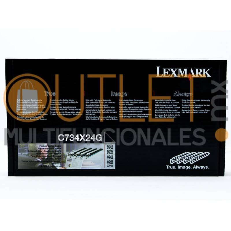 Photoconductor Lexmark  CS748DE / XS748DE