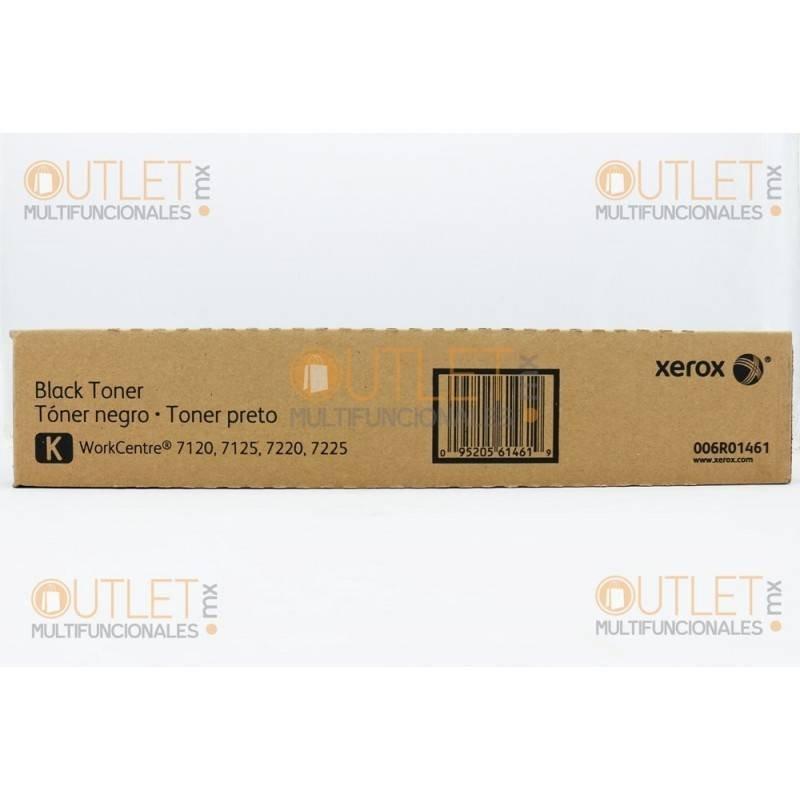 Tóner Xerox Black 7220_SD, 7720_TD, 7725_SD, 7725_TD.