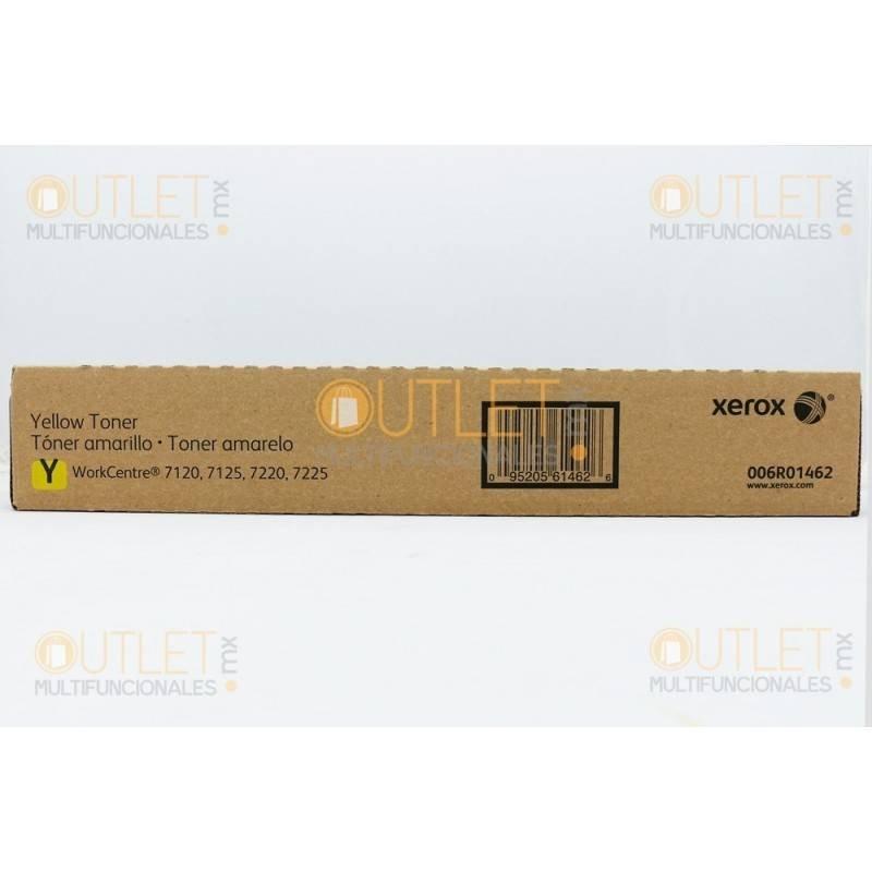 Tóner Xerox Yellow 7220_SD, 7720_TD, 7725_SD, 7725_TD.