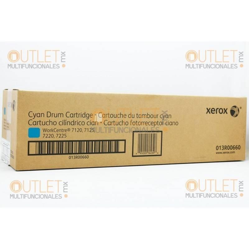 Xerox Cyan Drum 7220_SD, 7720_TD, 7725_SD, 7725_TD.