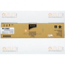 Toner MX 315NT Sharp original
