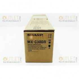 Cilindro original Sharp MXC30DR