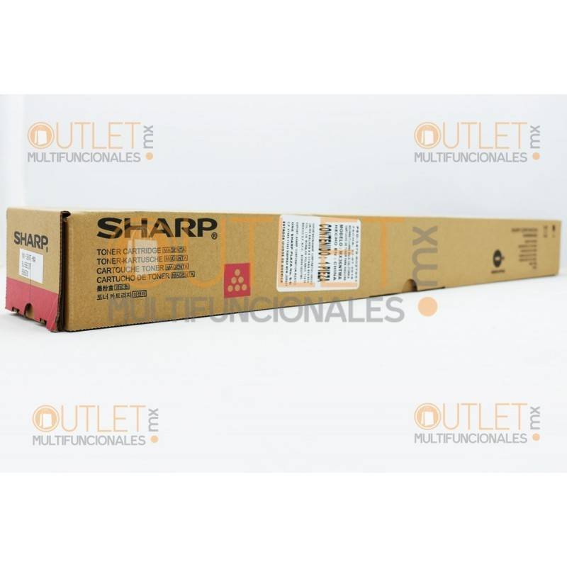 Toner Sharp MX36NTMA Magenta