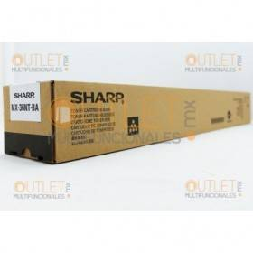 Toner Sharp MX36NTBA Negro