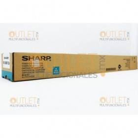 Toner Sharp MX36NTCA Cyan