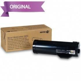 Toner Xerox 106R02741 Negro para Workcentre 3655