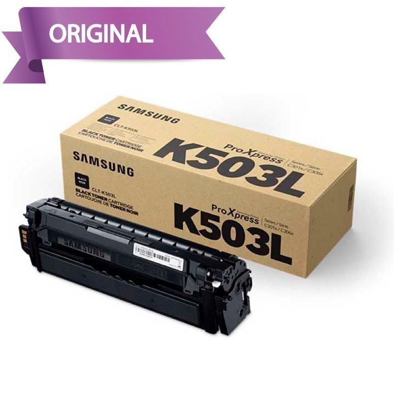 Samsung SL-C3010ND Cartucho de Tóner Negro CLT-K503L