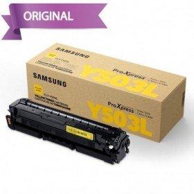 Samsung SL-C3010ND Cartucho de Tóner Amarillo CLT-Y503L 5,000 pag.