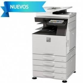 Sharp MX-M4050 Impresora Multifuncional B/N: PÁGALO HASTA EN 3 MESES CON PAYPAL