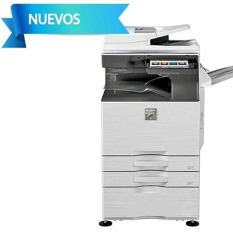 Sharp MX-4050V Impresora Multifuncional de Color: PÁGALO HASTA EN 3 MESES CON PAYPAL
