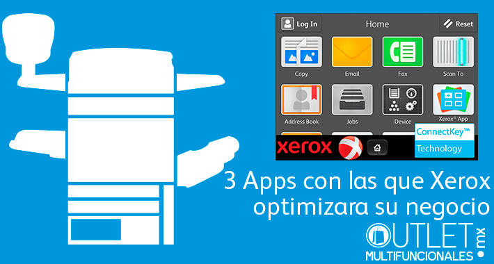 3 Apps con las que Xerox optimizara su negocio